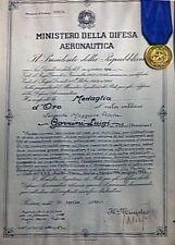 DVD Regia Aeronautica - Luigi Gorrini - Medaglia d'Oro al Valor Militare - ANR