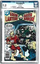 GREEN LANTERN #103 CGC 9.8 (4/78) DC white pages
