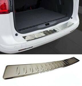 Für BMW X3 F25 Facelift Ladekantenschutz Edelstahl Abkantung Chrom Rostfrei-