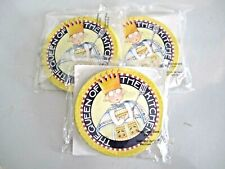 3 Packs of Mary Engelbreit ~ Queen of the Kitchen ~ Paper Coasters ~ New In Pkg