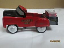 Pedal Power Car 1/10 scale City Golden Gas diecast metal Collectible