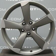 """GENUINE AUDI RS5 A5 S5 8T 20"""" INCH ROTOR ARM SINGLE ALLOY WHEEL X1"""
