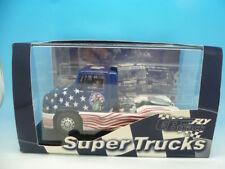 FLY TRUCK SISU SL250 SPIRIT OF AMERICA  LTD. EDITION. - SCALEXTRIC-NEW IN BOX!