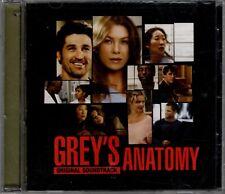 "TEGAN AND SARA ""GREY'S ANATOMY"" SOUNDTRACK CD 2005 hollywood sealed"