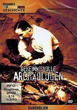 DVD NEU/OVP - Geheimnisvolle Archäologen - Discovery Geschichte - Durchblick