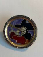 DisneyShopping.Com Villains Portraits 3 Pin Set Captain Hook Disney Pin LE (B0)