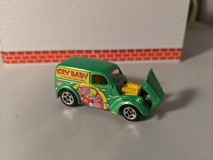 Anglia Panel Truck - 2009 Hot Wheels Delivery: Sweet Rides Cry Baby