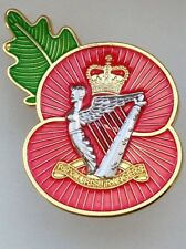 Royal Irish Rangers Regimental Poppy Pins