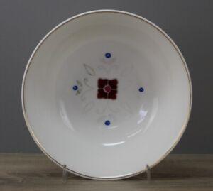 Dibbern Oriental Dessertschale Schale Ø ca. 15,7 cm Höhe ca. 4,9 cm Goldabrieb!!