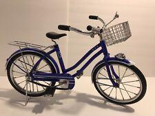 Pleasant Company American Girl Molly Blue Cruiser Bicycle Bike Retired