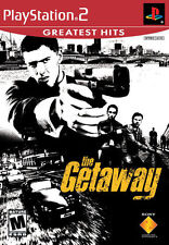 "The Getaway (PS2 Game) M-Mature Sony ""Greatest Hits"" Playstation 2"