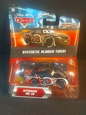 Disney Pixar CARS Kmart Exclusive Nitroade #28 Synthetic Rubber Tires Brand New