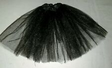 Black petticoat/skirt barbie fashion royalty silkstone tea length petti