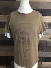 Rudolph Dassler Puma Rare T Shirt Women's Size Medium Schuhfabrik