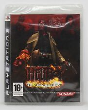 HELLBOY THE SCIENCE OF EVIL - PLAYSTATION 3 PS3 PLAY STATION PAL ESPAÑA - NUEVO
