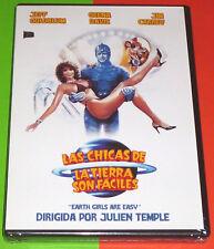 LAS CHICAS DE LA TIERRA SON FACILES / EARTH GIRLS ARE EASY English Español PRECI
