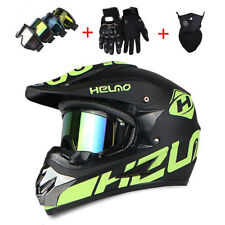 Motorcycle Helmet Dirt Bike Racing OffRoad Downhill Helmet Motorcycle Motocross