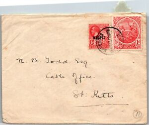 GP GOLDPATH: BARBADOS COVER 1918 _CV743_P17