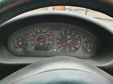 Genuine BMW E36 M3 3.0 S50B30 Instrument Cluster/Clocks 62112259466