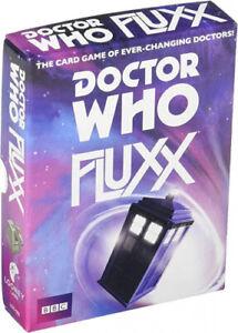 (Doctor Who Fluxx) - DOCTOR WHO FLUXX CARD GAME 6CT DIS (C: 0-1-1)