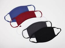 Made in USA Breathable Cotton Spandex Cloth Mask Washable/Reusable Face Mask