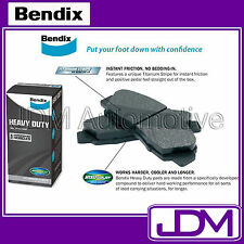 BENDIX HD Front Brake Pads to fit Ford Falcon BA, XR6, XR8