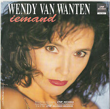 "7"" Vinyl Single Wendy van Wanten Iemand / Ami"