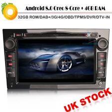 8-Core√Android 8.0 Car Stereo GPS Sat-Nav DAB+Radio for Vauxhall Corsa MK II C/D