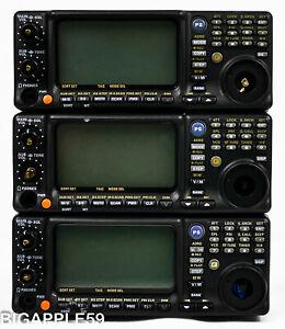 Yaesu VR-5000 Radio Receivers For Parts Or Restoration