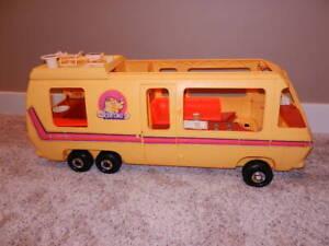 1976 BARBIE STAR TRAVELER RV MOTORHOME ELEGANZA II #9794