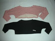 N.2 Coprispalla Maglia L'OCA LOCA T-Shirt  Tg.S anni/year bimba girl Made Italy