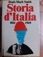 DENIS MACK SMITH - STORIA D'ITALIA 1861/1969 - EUROCLUB - 1977