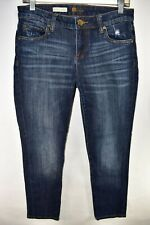 Kut From The Kloth Catherine Boyfriend Womens Jeans Size 4 4P Petite Meas. 30x26