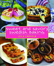 NEW Sweet and Savory Swedish Baking by Leila Lindholm