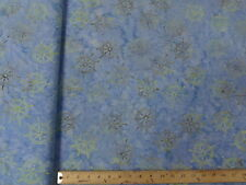 By the Yard: #4005 Wave - Timeless Treasures Batik 100% Cotton Fabric