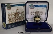 Italien 2017 - 2 Euro Gedenkmünze Basilika San Marco Venezia Venedig - PP Proof