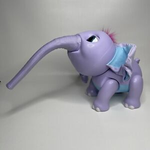 Spin Master 6047248 Juno My Baby Elephant with Interactive Moving Trunk and ears
