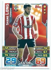 2015 / 2016 EPL Match Attax Base Card (233) Shane LONG Southampton