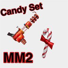 Murder Mystery 2 MM2 Candy Set - Virtual Items (Candy & Sugar) FAST!
