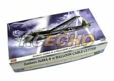 Hasegawa Aircraft Model 1/72 Junkers Ju88A-8 w/Balloon Cable Cutting 01999 H1999
