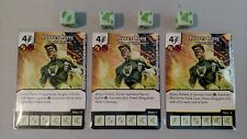 "Dice Masters CUR Max Dice Rare Set GatF ""Green Arrow/Flash"" Power Ring"