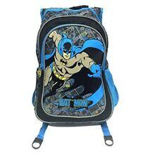 Batman Junior Backpack Rucksack School Bag Travel Bag Officially Licensed