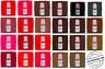 PERMA BLEND Permanent Makeup Pigment Inks Brow Lip Scars Toner Single 1/2 oz