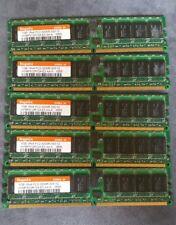 HYNIX HYMP512R724-E3 AA-A 5GB (5 x 1GB) DDR2 PC2-3200R ECC SERVER MEMORY / RAM