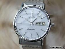 Omega Seamaster Cal 1020 Swiss Made 1970 Men's Automatic Stainless St Watch Ap