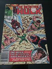 Marvel The Incredible Hulk Vol 1 #316