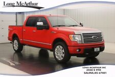 2012 Ford F-150 4WD SUPERCREW PLATINUM HENNESSEY HPE600 4X4 605HP SERIAL NO. 5!!