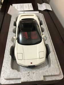 AUTOart 1:18 scale HONDA NSX Type R 1992 Championship White 73296 die-cast 1/18