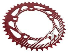 Insight BMX 5-Bolt Chain Ring 34T Red 711484301995