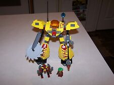 Lego 8113 Assault Tiger Exo-Force 100% Complete